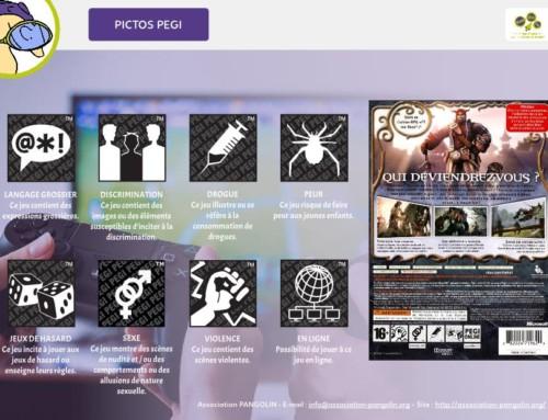 [Jeux vidéo] Nouveau pictogramme PEGI pour les jeux vidéo