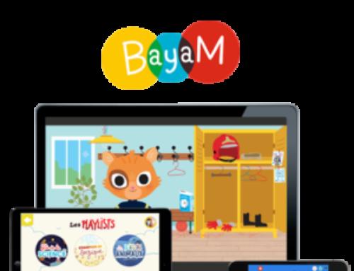 [Jeunesse] Bayam, une application éducative et ludique pour les 3-10 ans